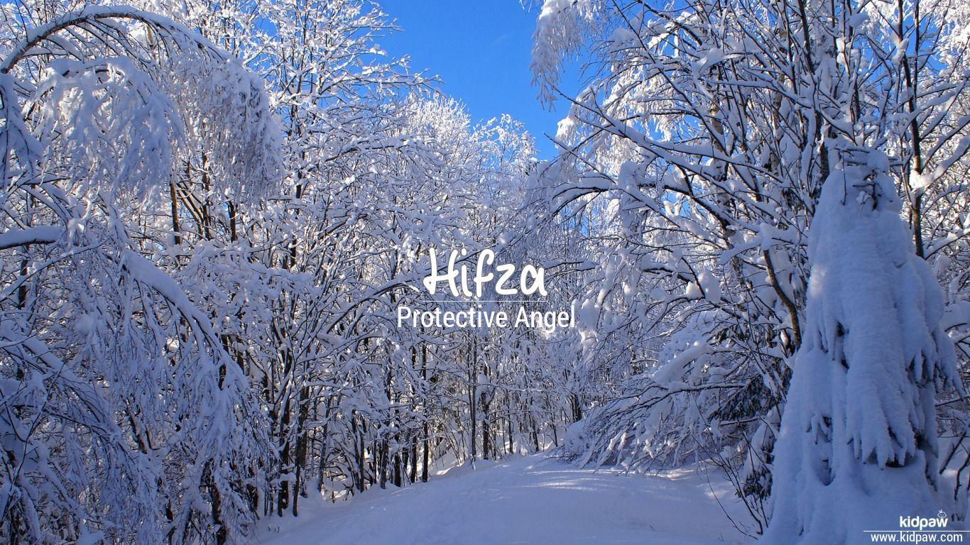 حفظہ | Hifza Name Meaning in Urdu, Arabic names for Girls