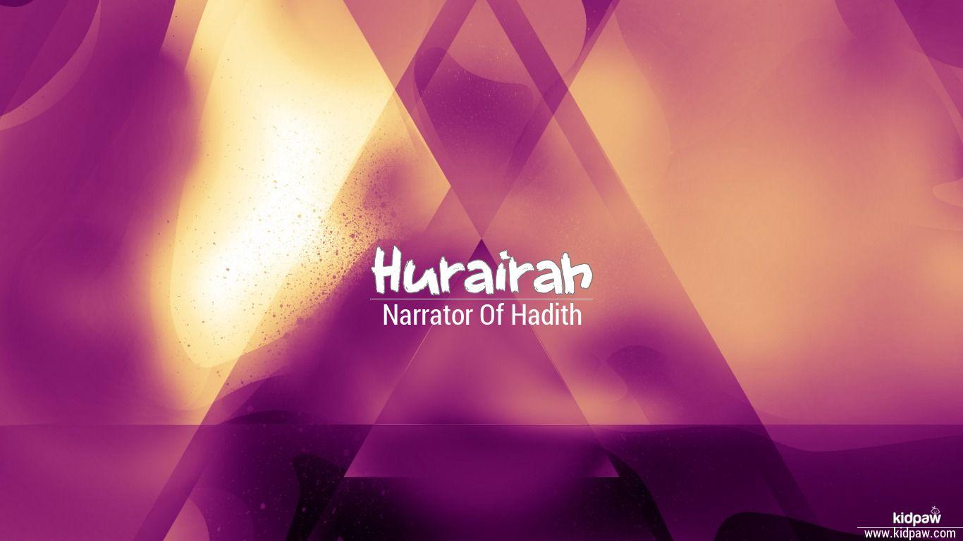 Hurairah beautiful wallper