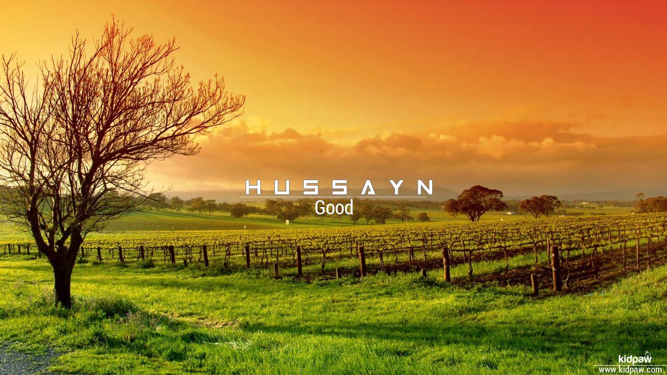 Hussayn beautiful wallper