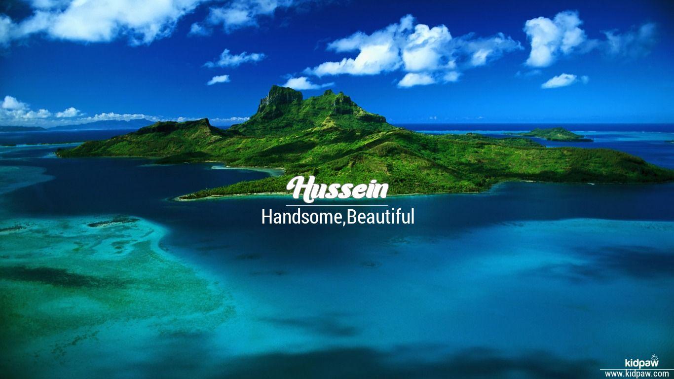 Hussein beautiful wallper