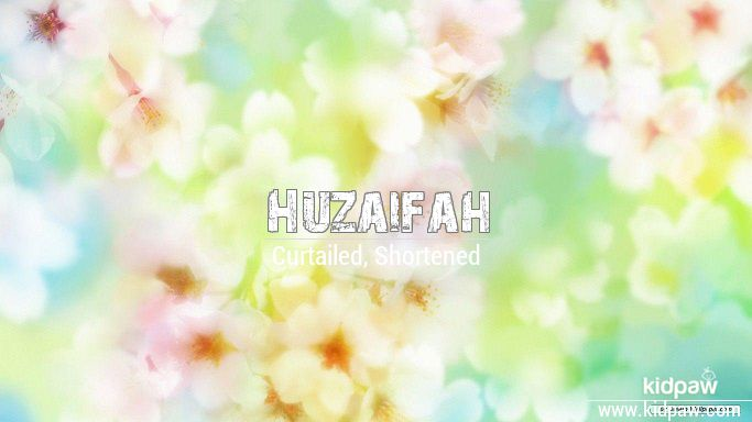Huzaifah beautiful wallper