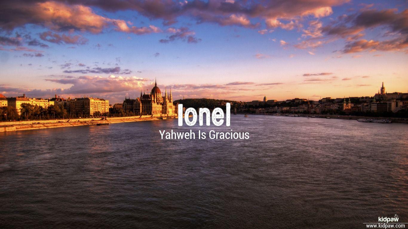 Ionel beautiful wallper