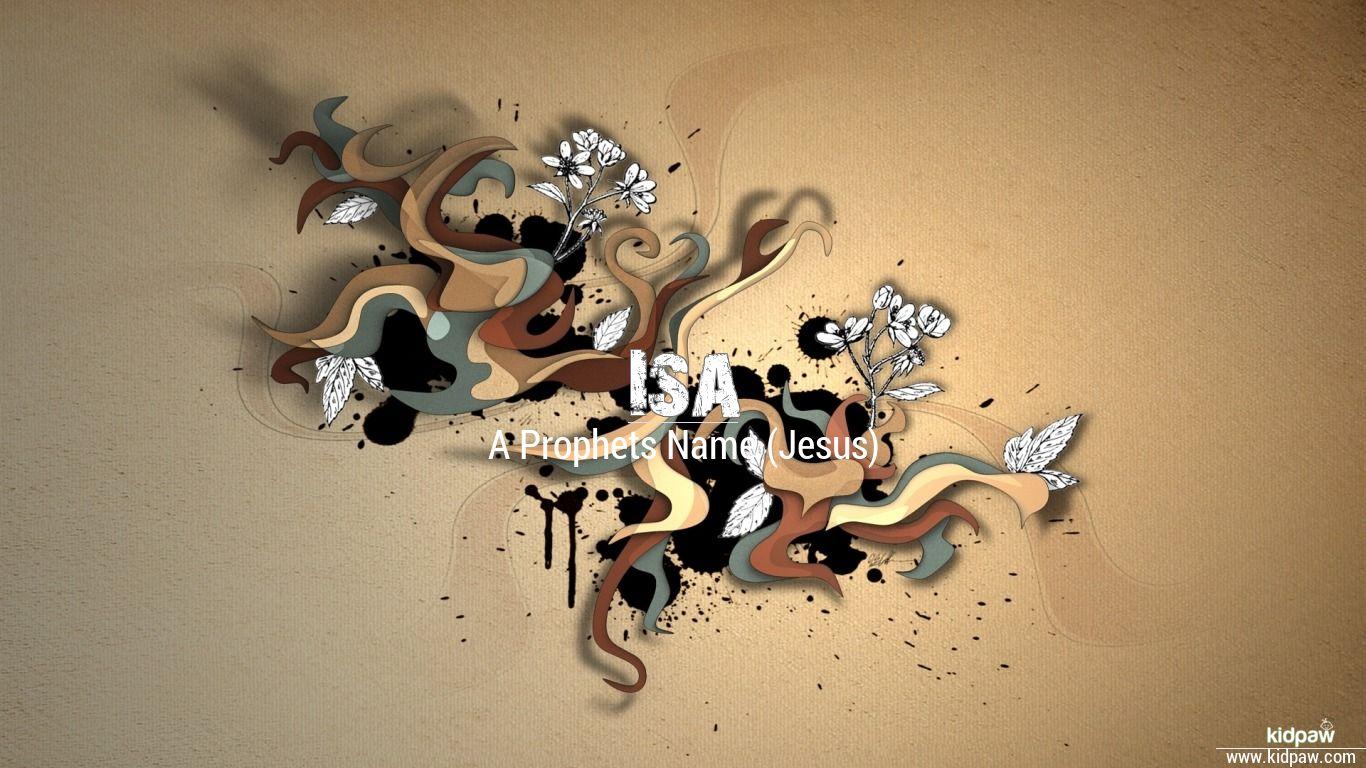 Isa beautiful wallper