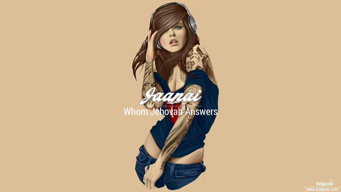 Jaanai beautiful wallper