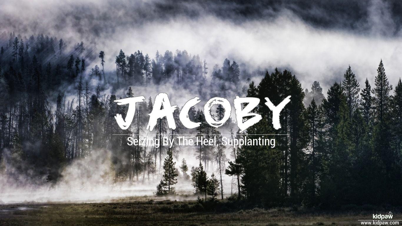 Jacoby beautiful wallper