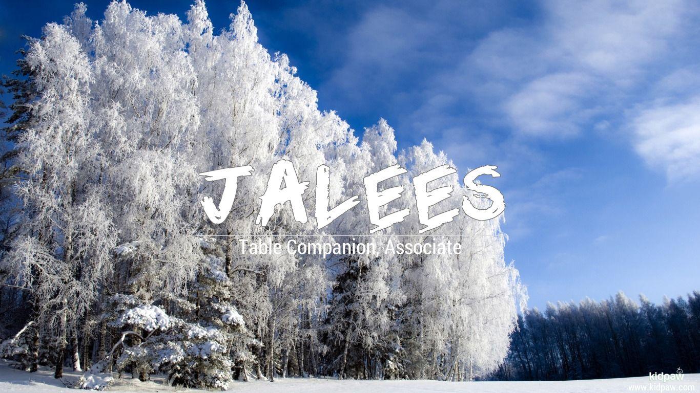 Jalees beautiful wallper