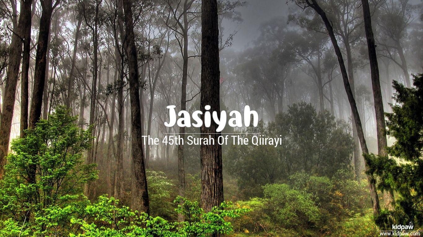 Jasiyah beautiful wallper