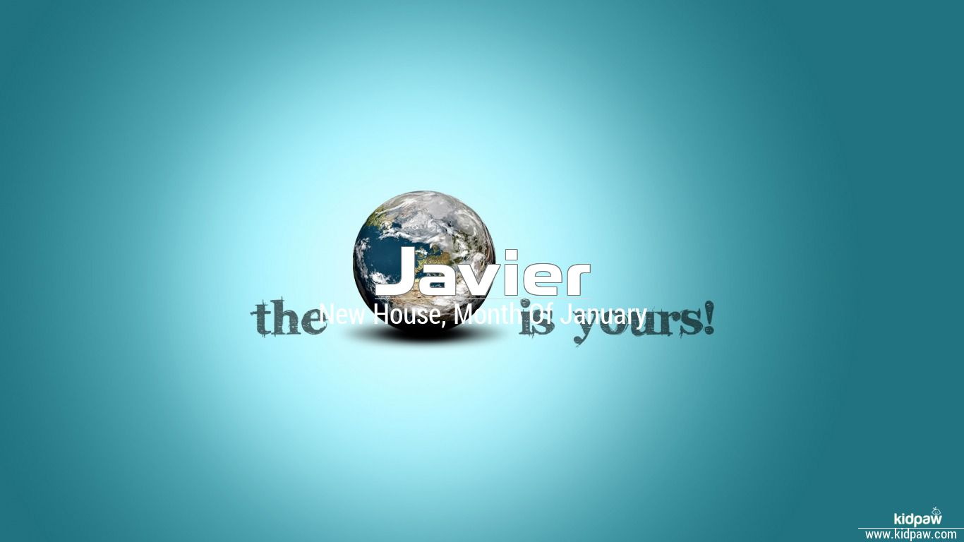 Javier beautiful wallper