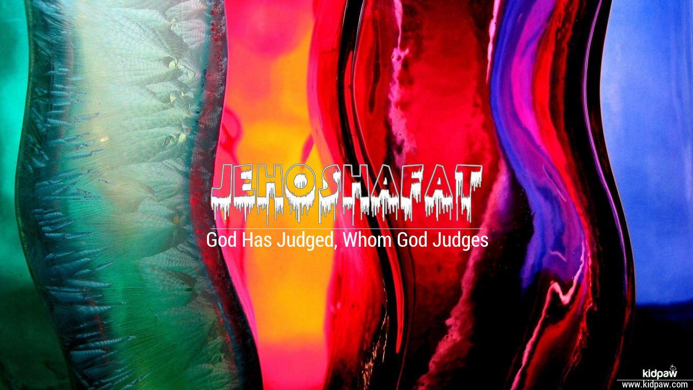 Jehoshafat beautiful wallper