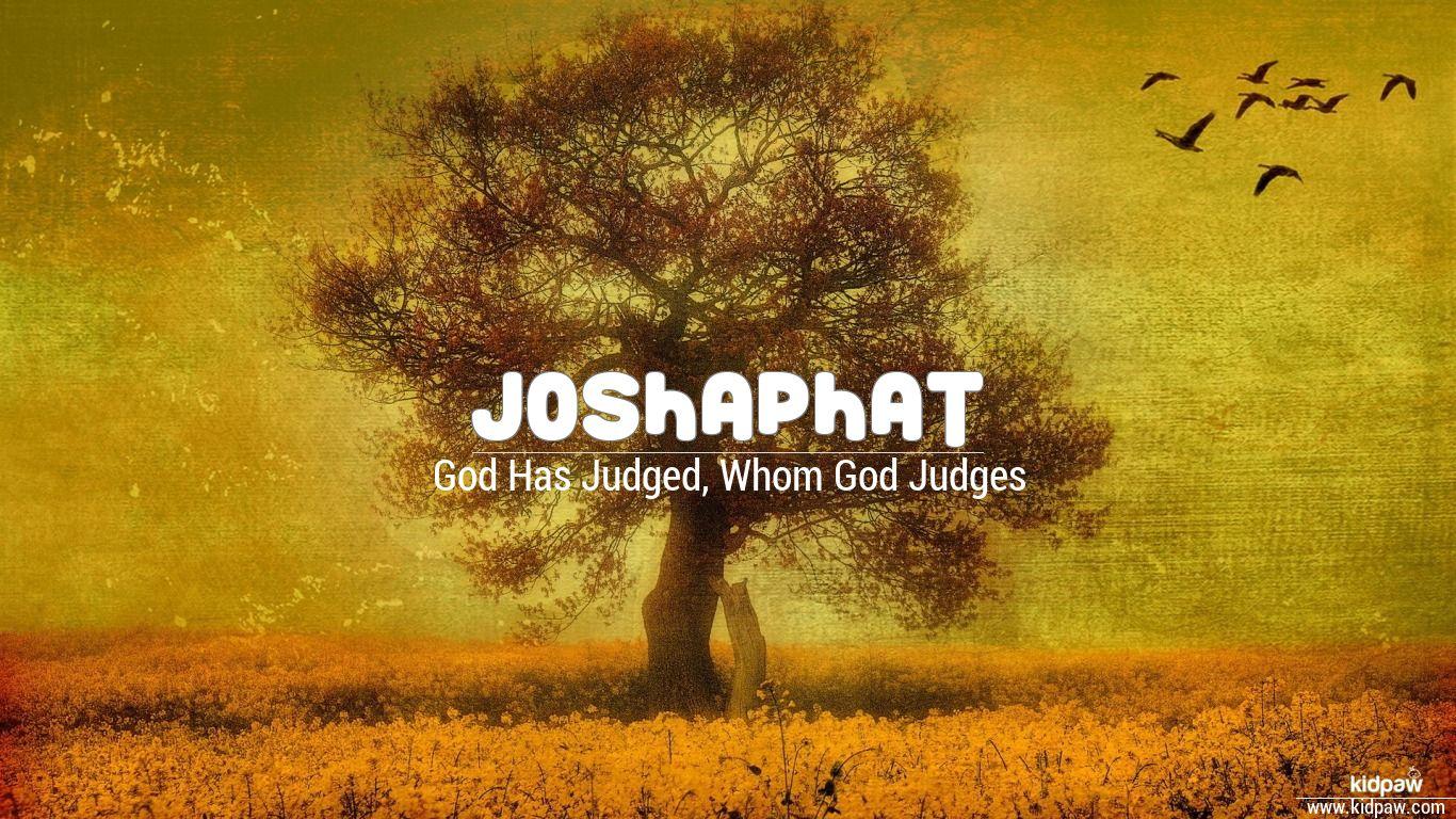 Joshaphat beautiful wallper