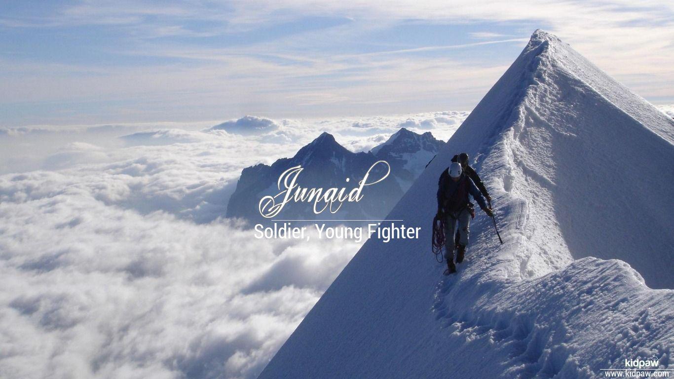 Junaid beautiful wallper