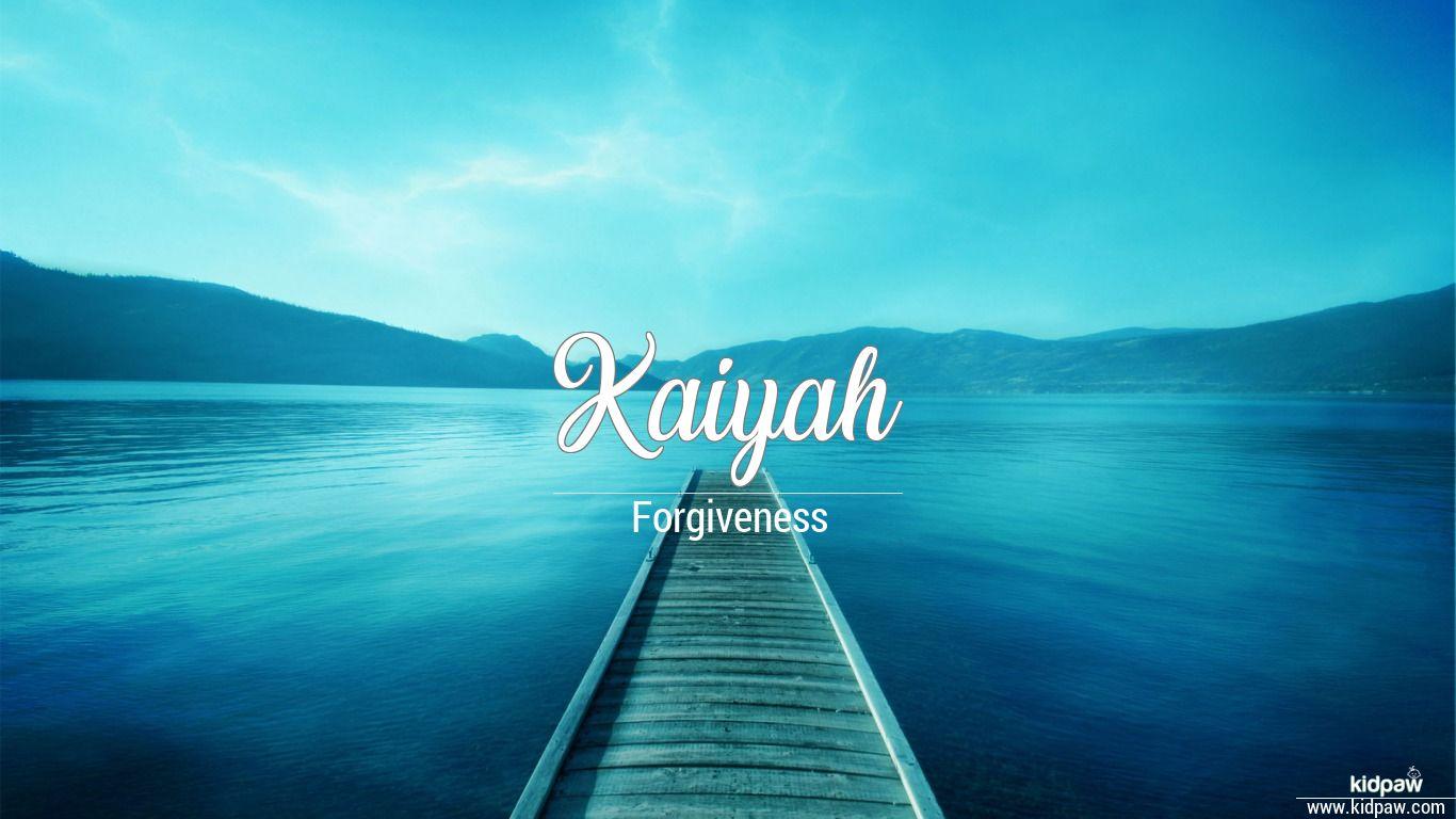 Kaiyah beautiful wallper