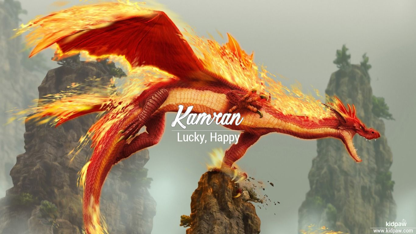 Kamran beautiful wallper