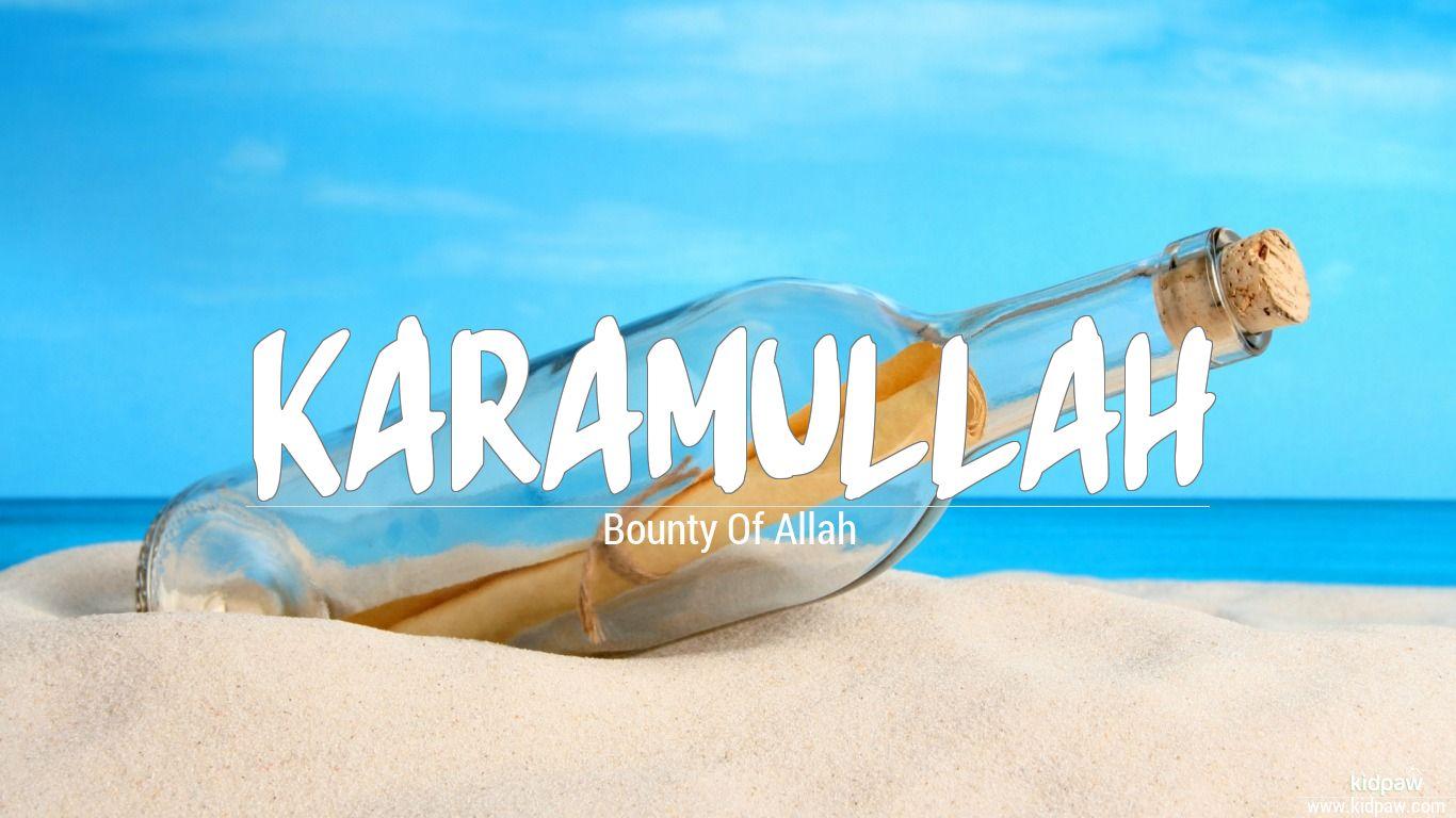 Karamullah beautiful wallper
