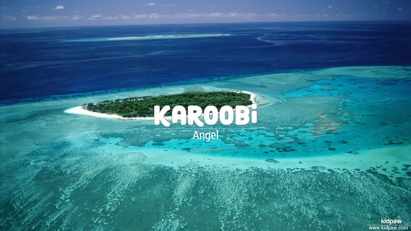Karoobi beautiful wallper