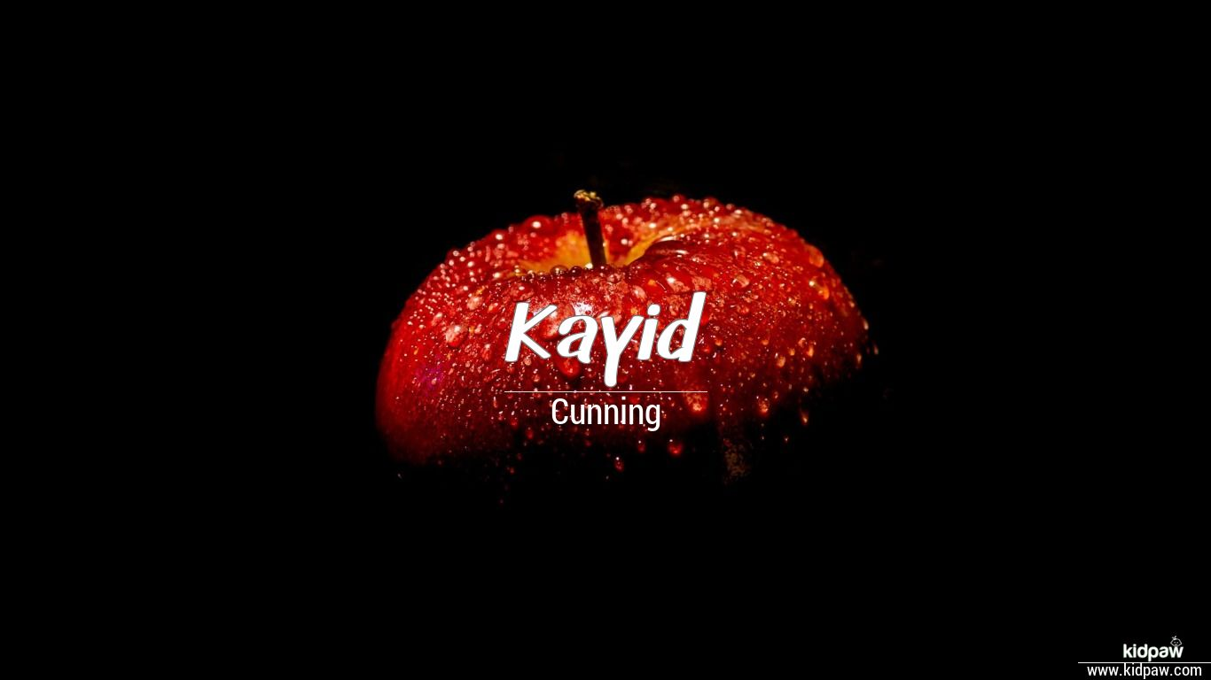 Kayid beautiful wallper
