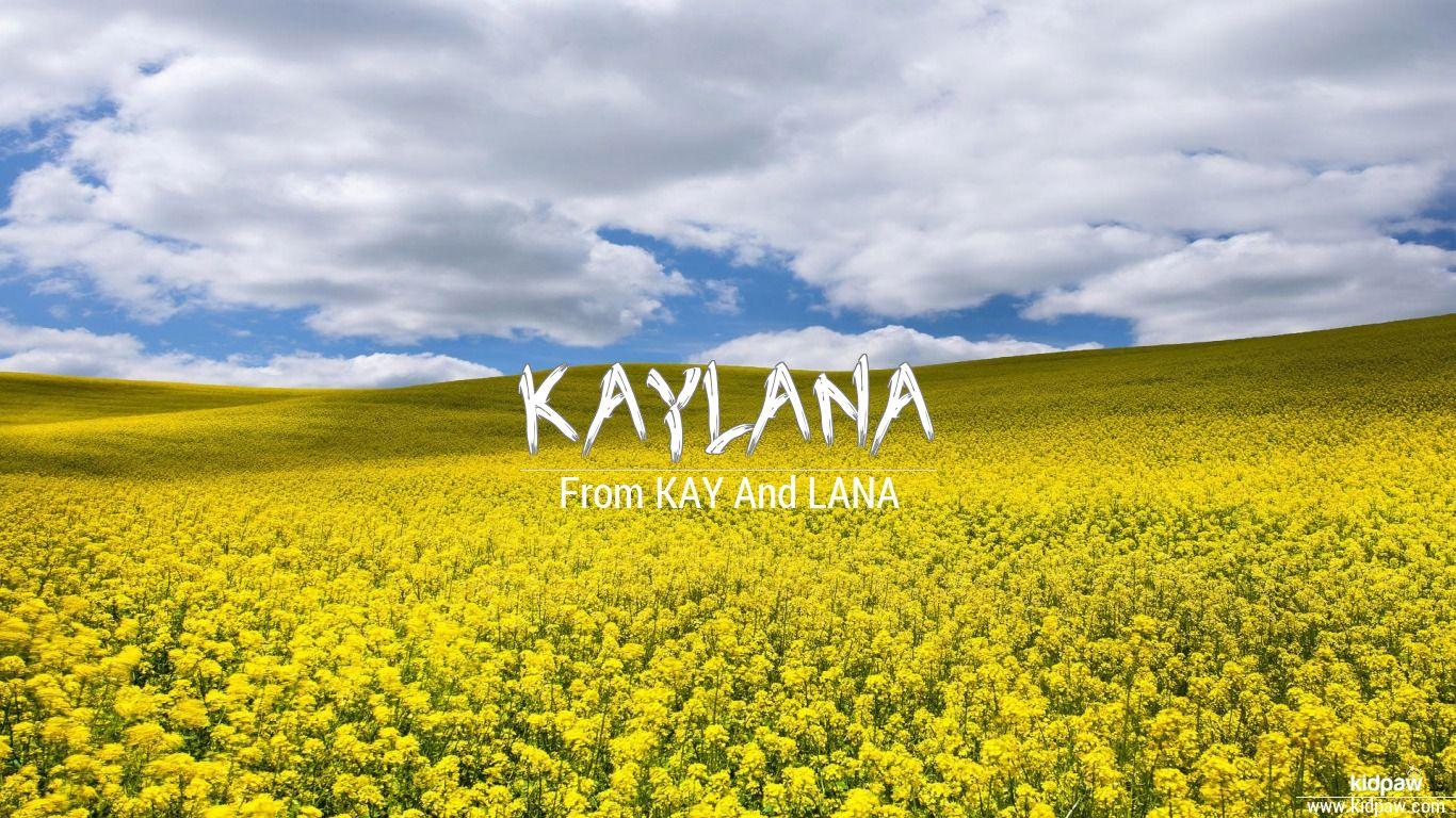 Kaylana beautiful wallper