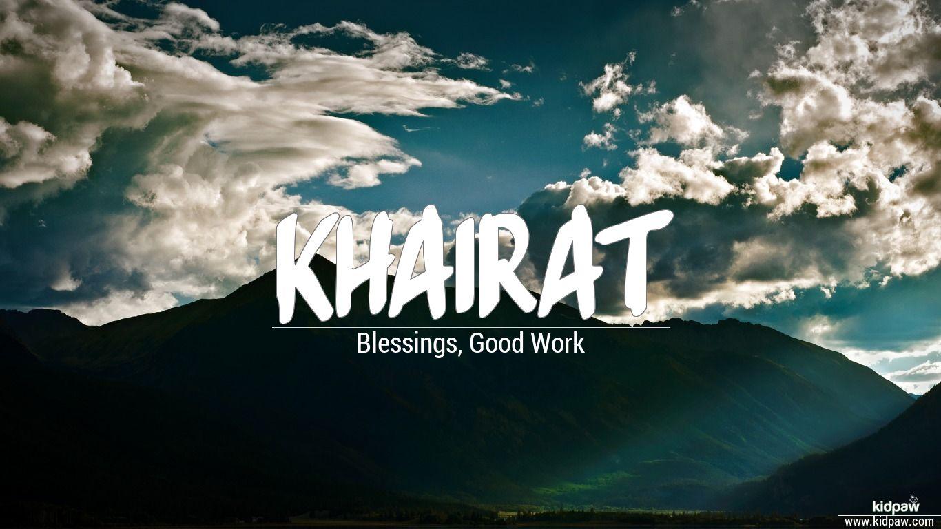 Khairat beautiful wallper