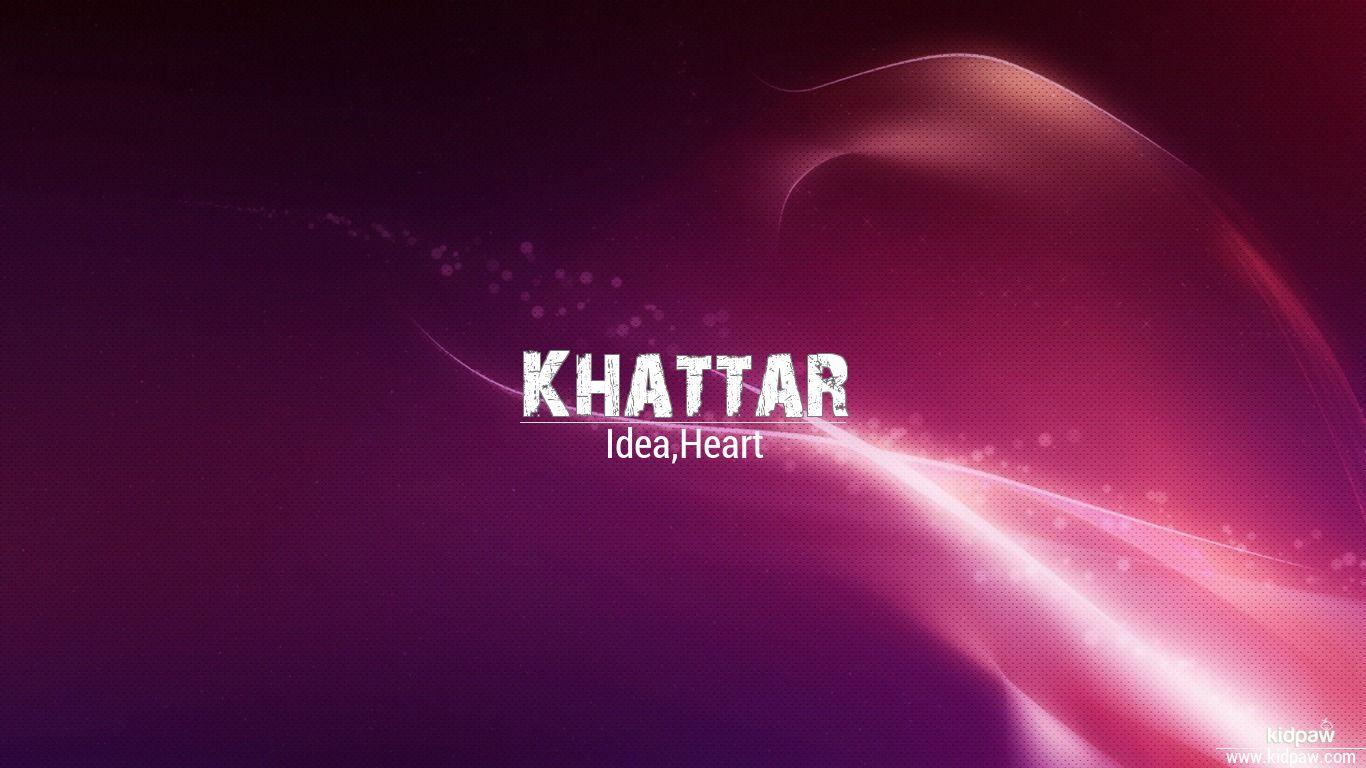 Khattar beautiful wallper