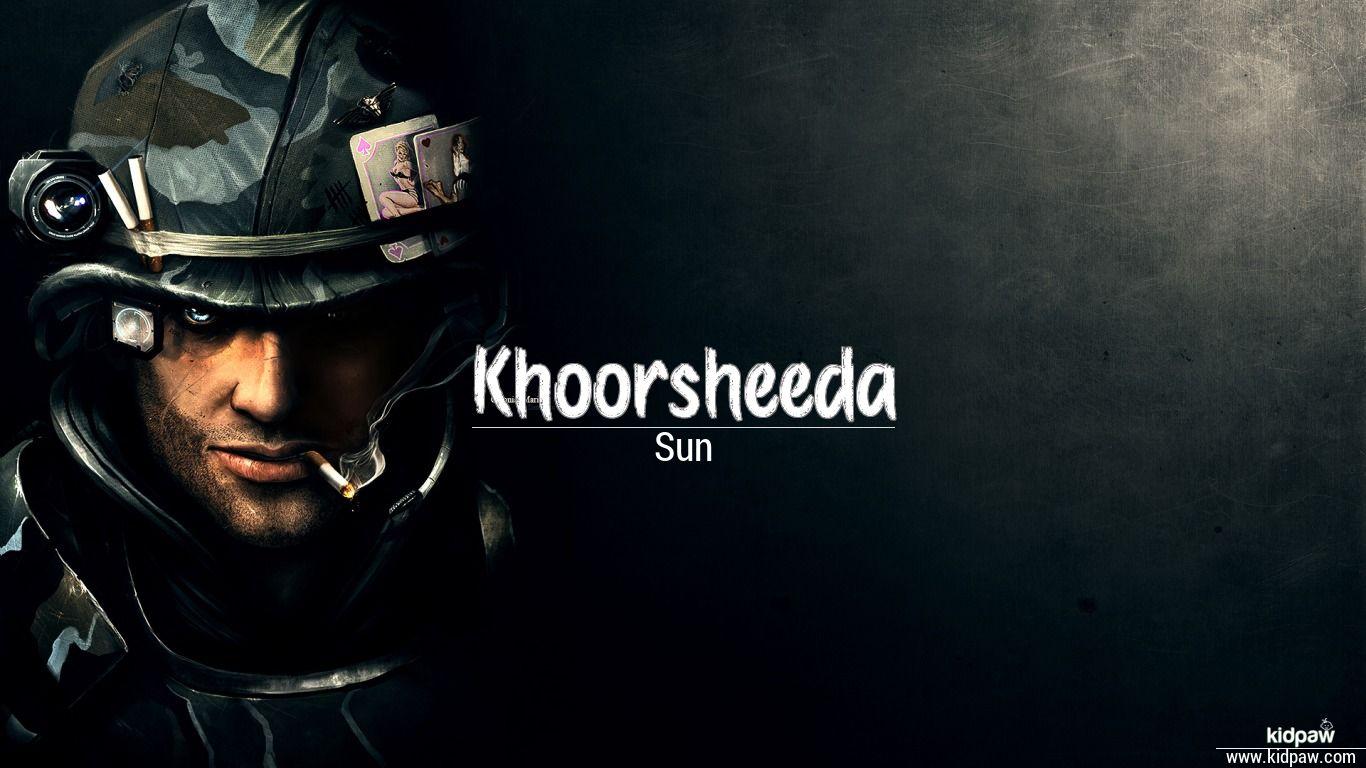 Khoorsheeda beautiful wallper