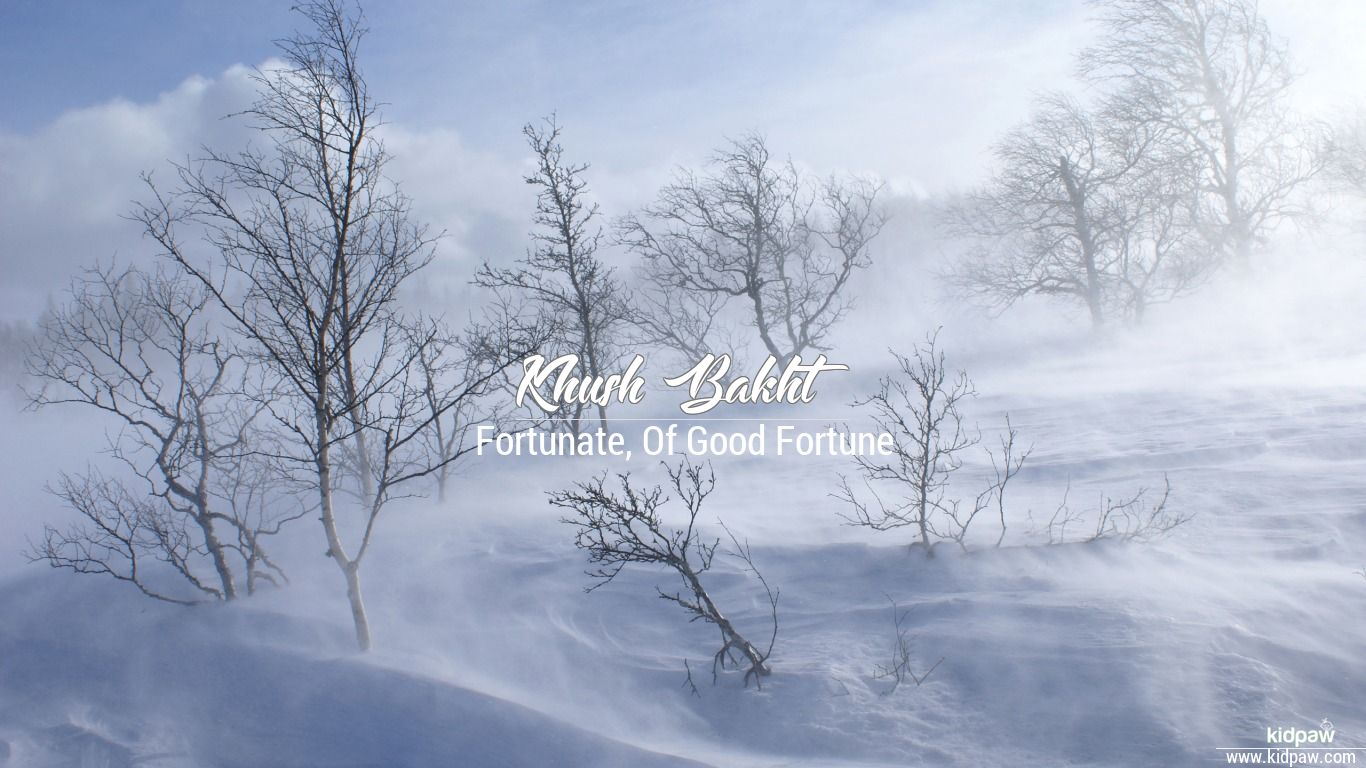 Khush bakht beautiful wallper