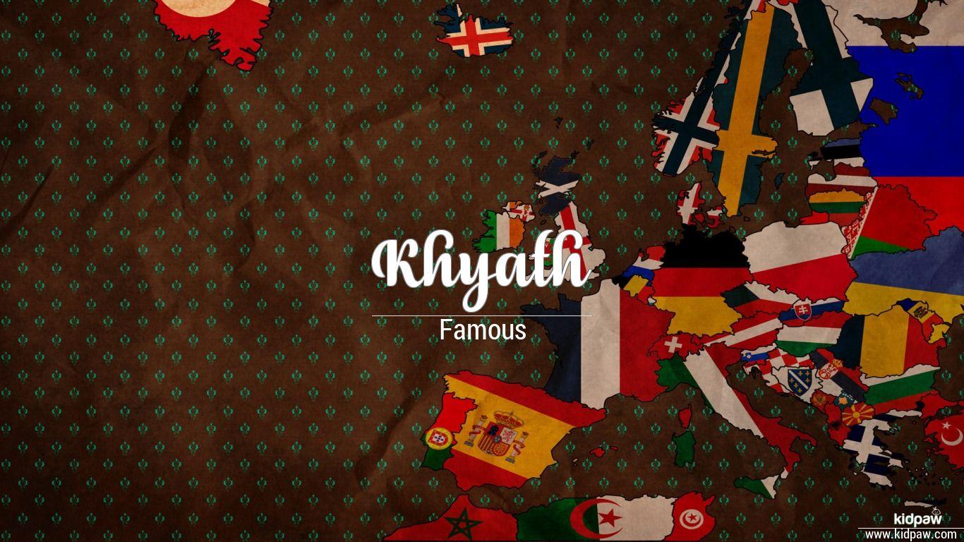 Khyath beautiful wallper