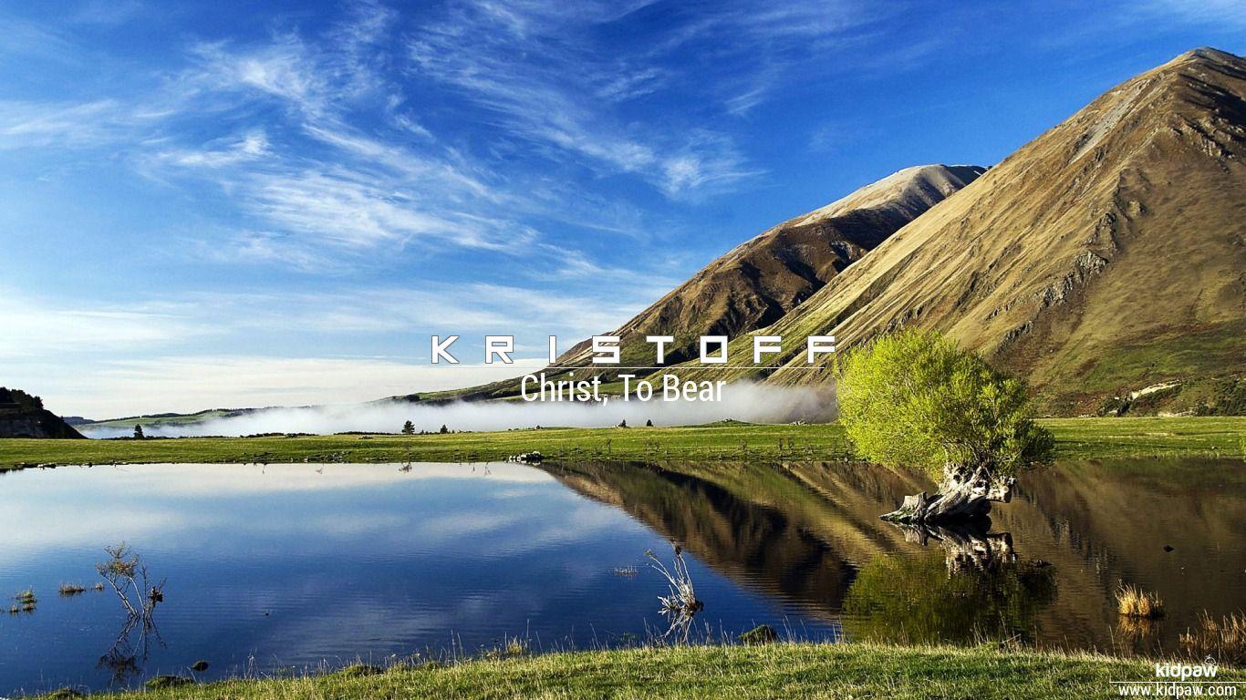 Kristoff beautiful wallper