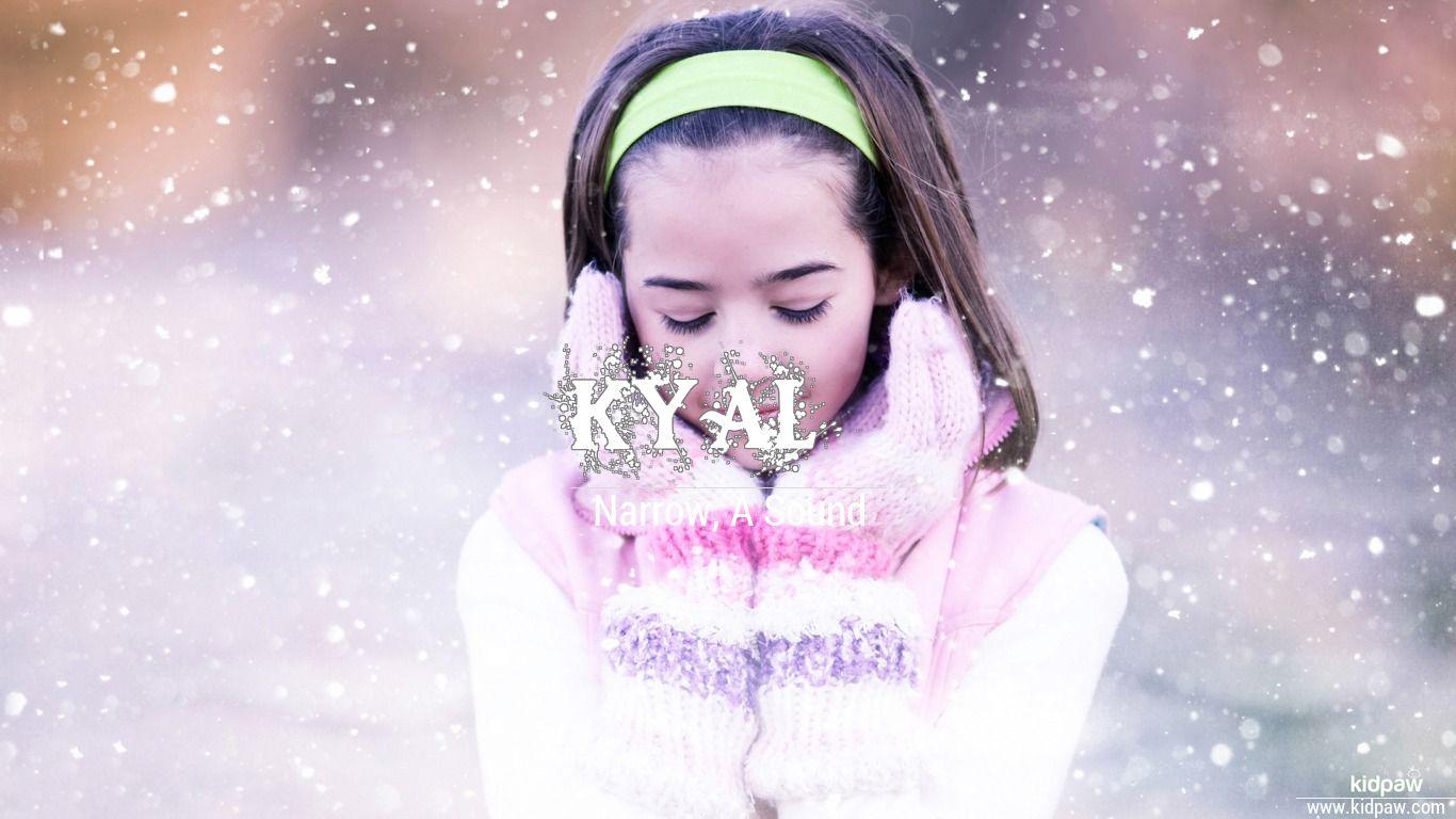 Kyal beautiful wallper