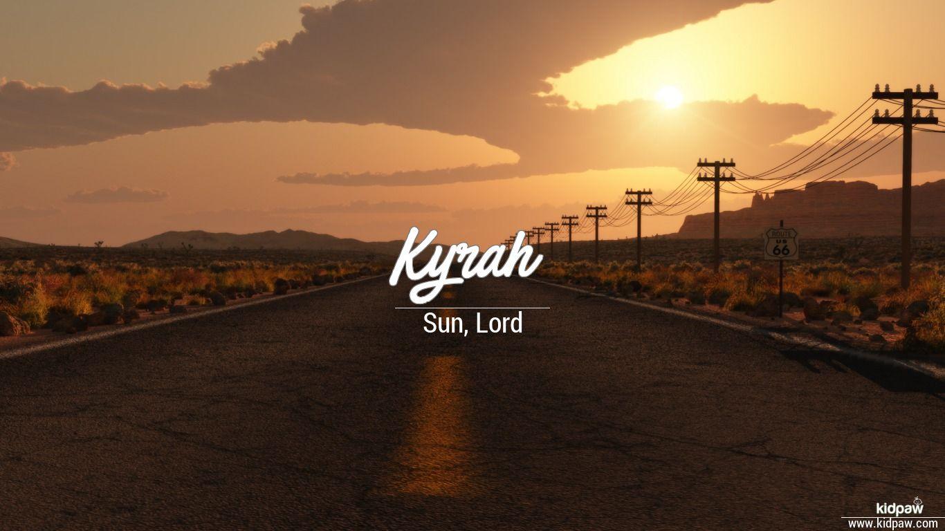 Kyrah beautiful wallper