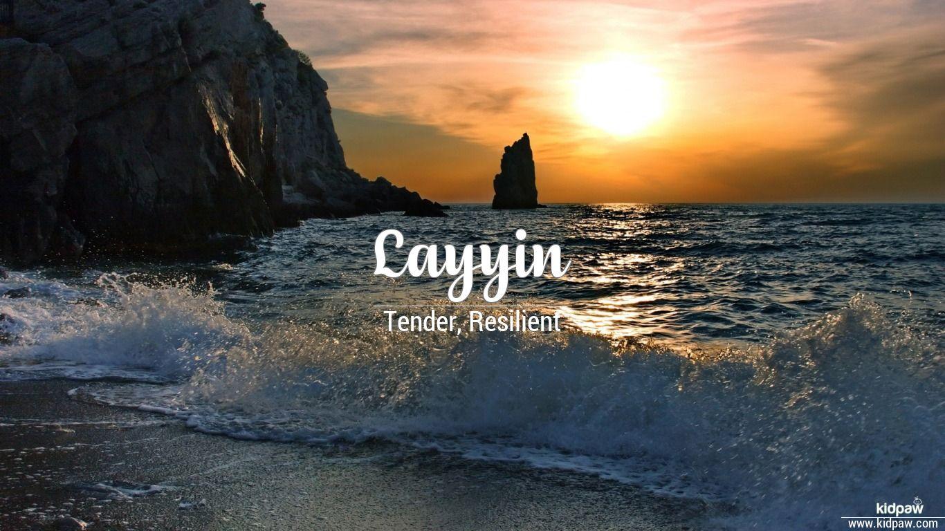 Layyin beautiful wallper