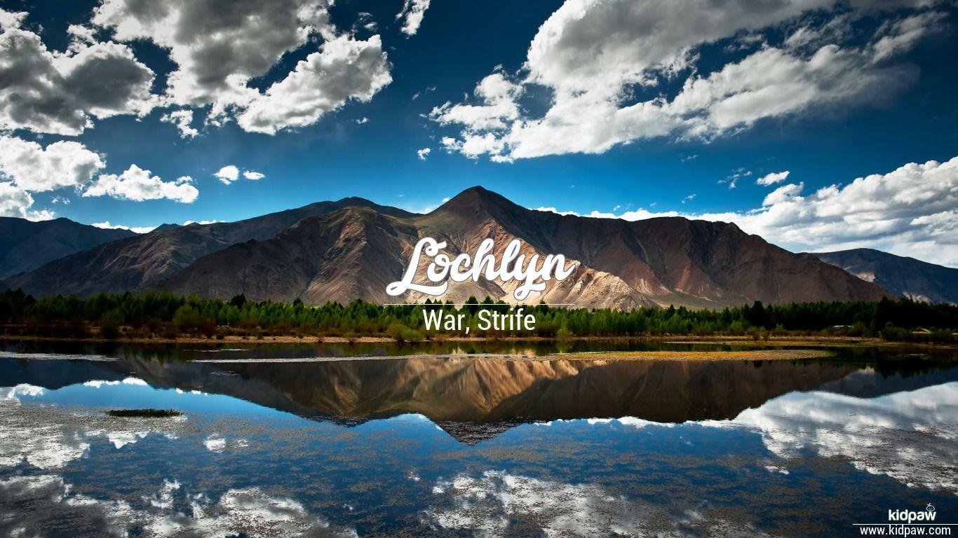 Lochlyn beautiful wallper