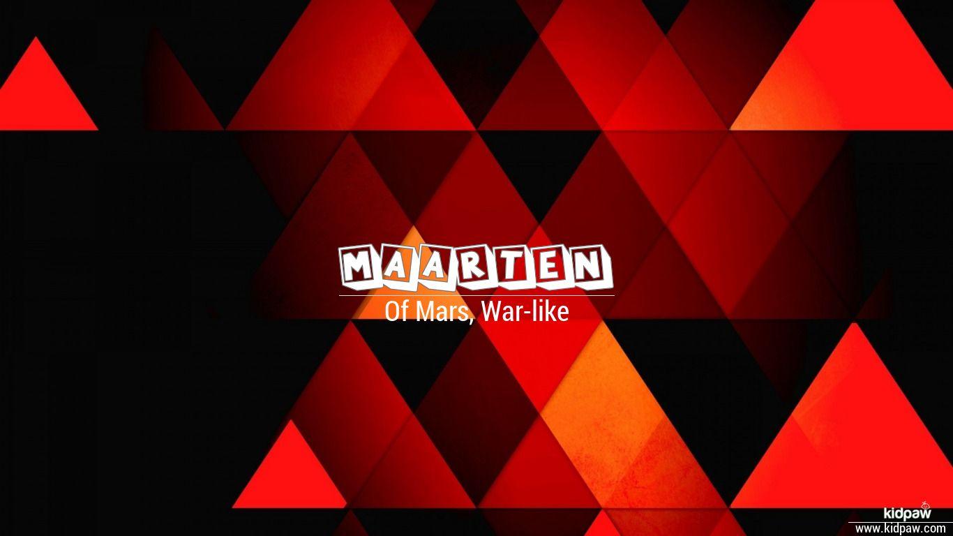 Maarten beautiful wallper