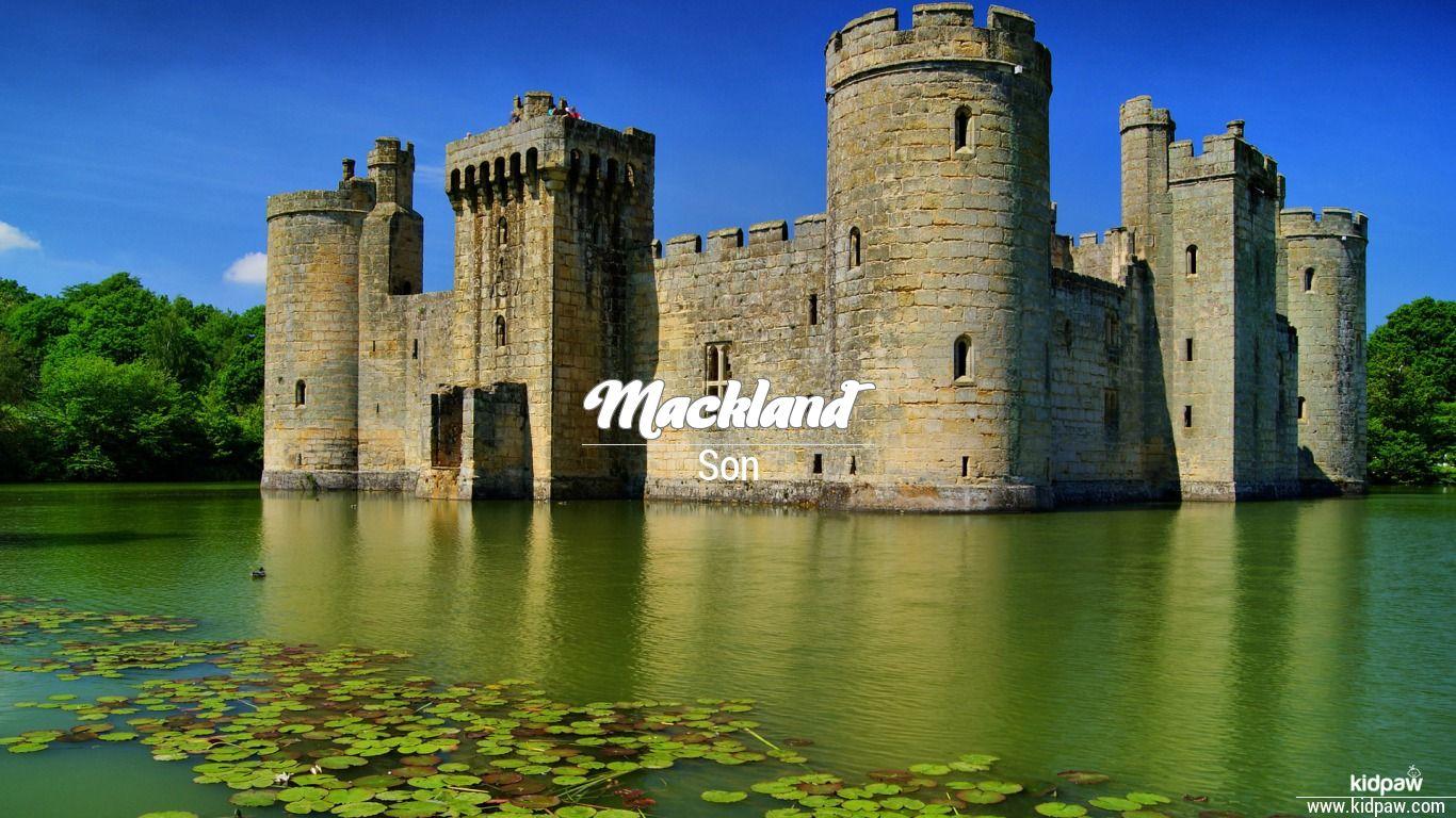 Mackland beautiful wallper
