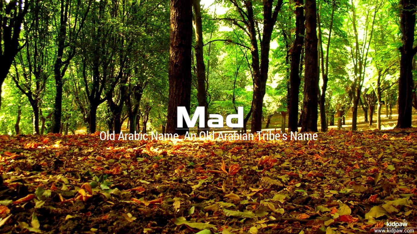 Mad beautiful wallper