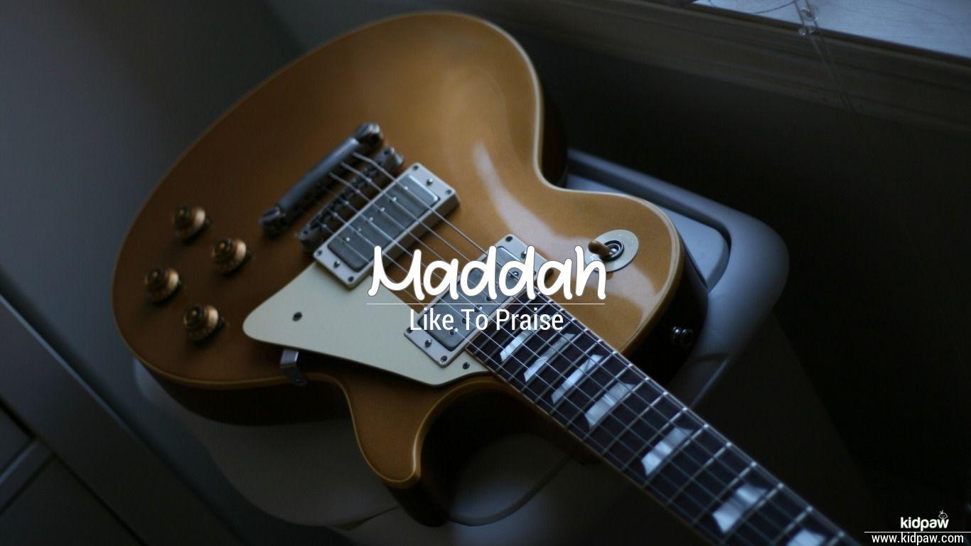 Maddah beautiful wallper