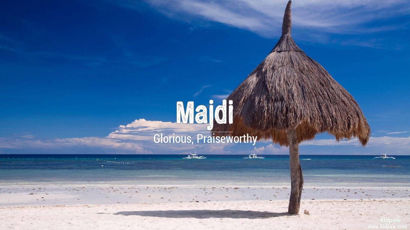 Majdi beautiful wallper