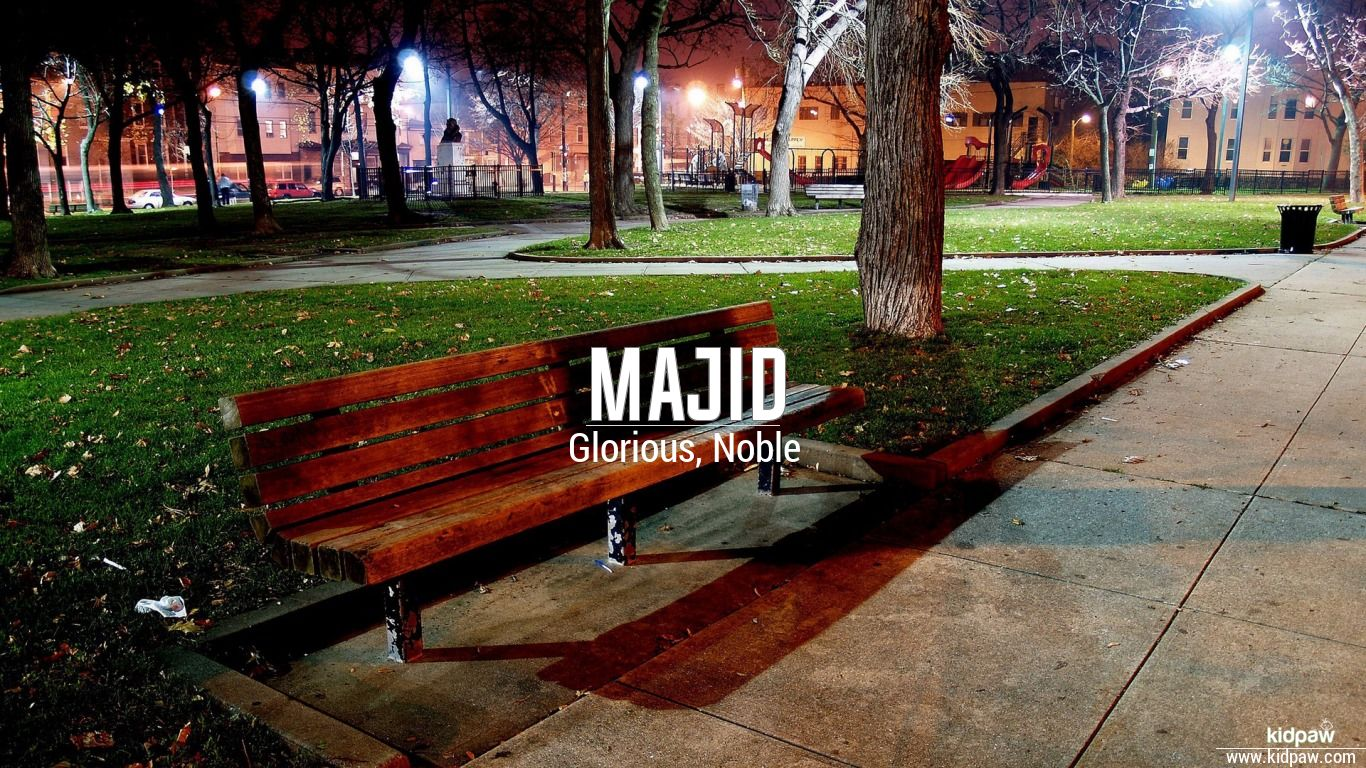Majid beautiful wallper