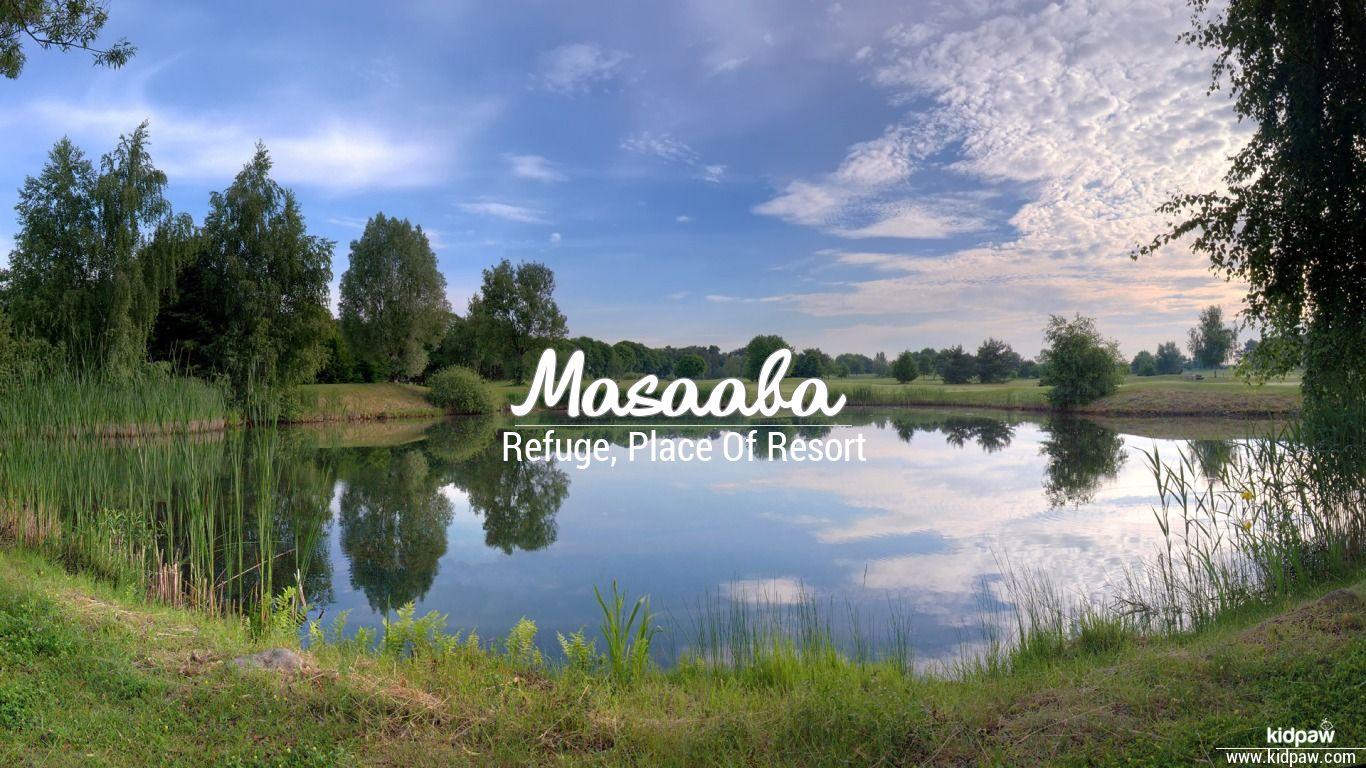 Masaaba beautiful wallper