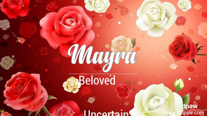 मायरा | Mayra Name Meaning in Hindi, Latest Indian Baby