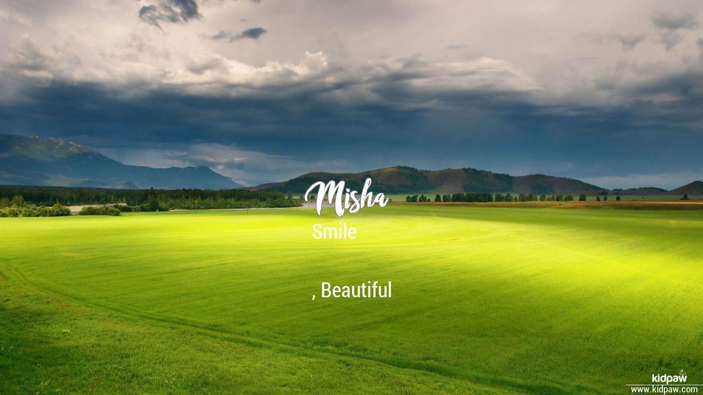 Misha beautiful wallper
