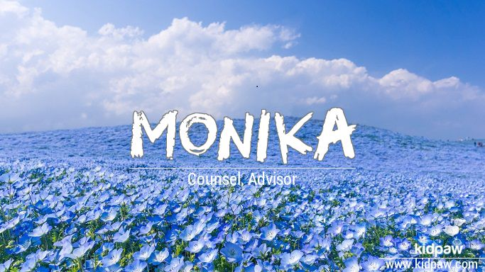 Monika beautiful wallper