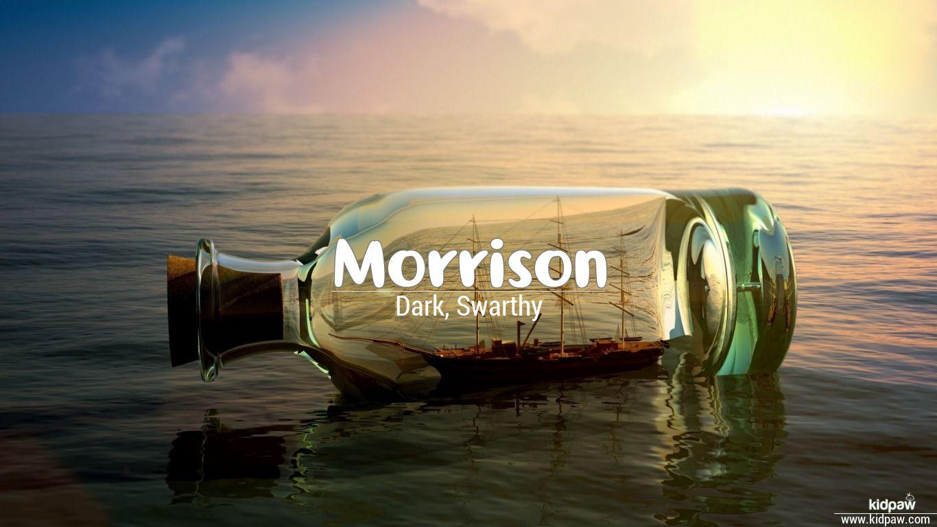 Morrison beautiful wallper