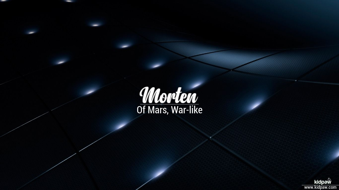 Morten beautiful wallper