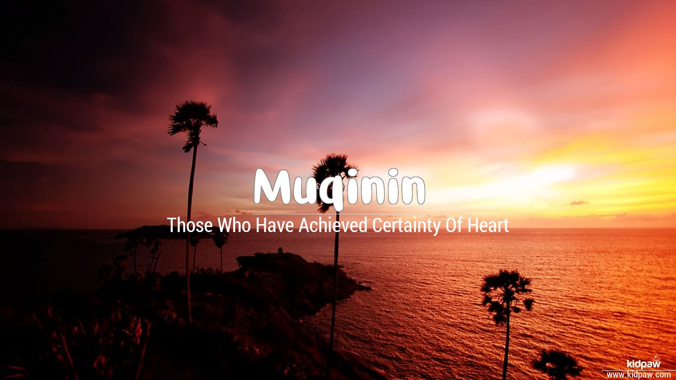 Muqinin beautiful wallper