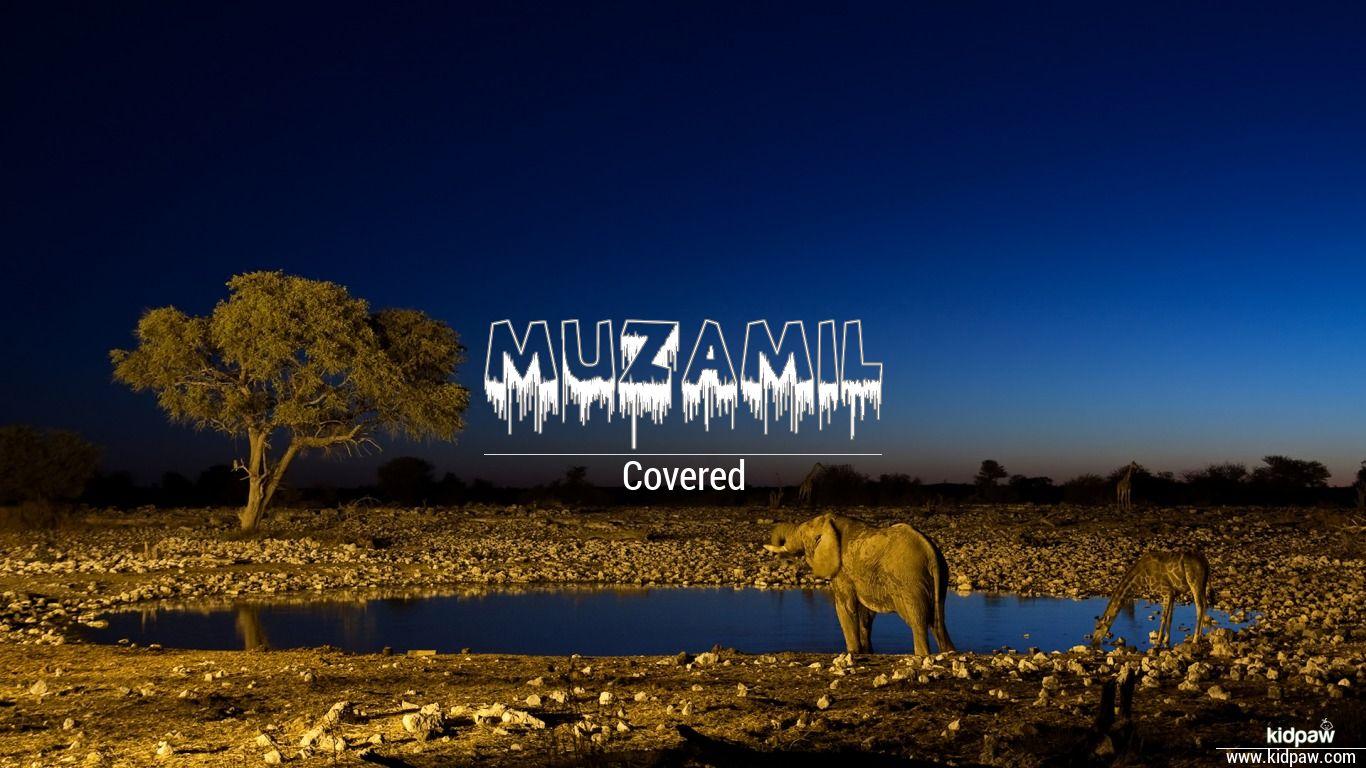 Muzamil beautiful wallper