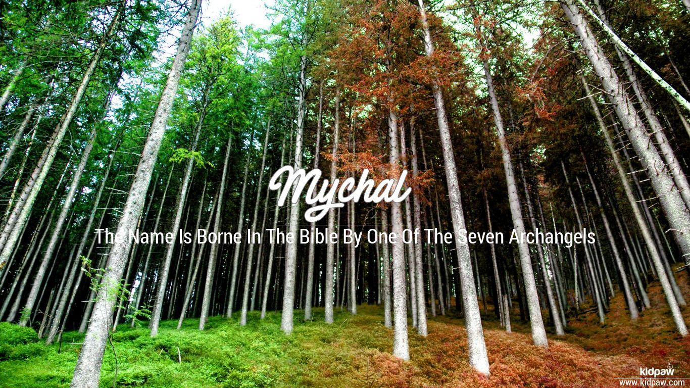 Mychal beautiful wallper