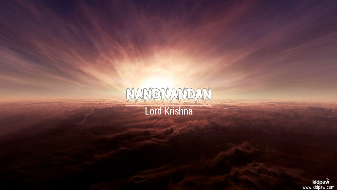NandNandan beautiful wallper