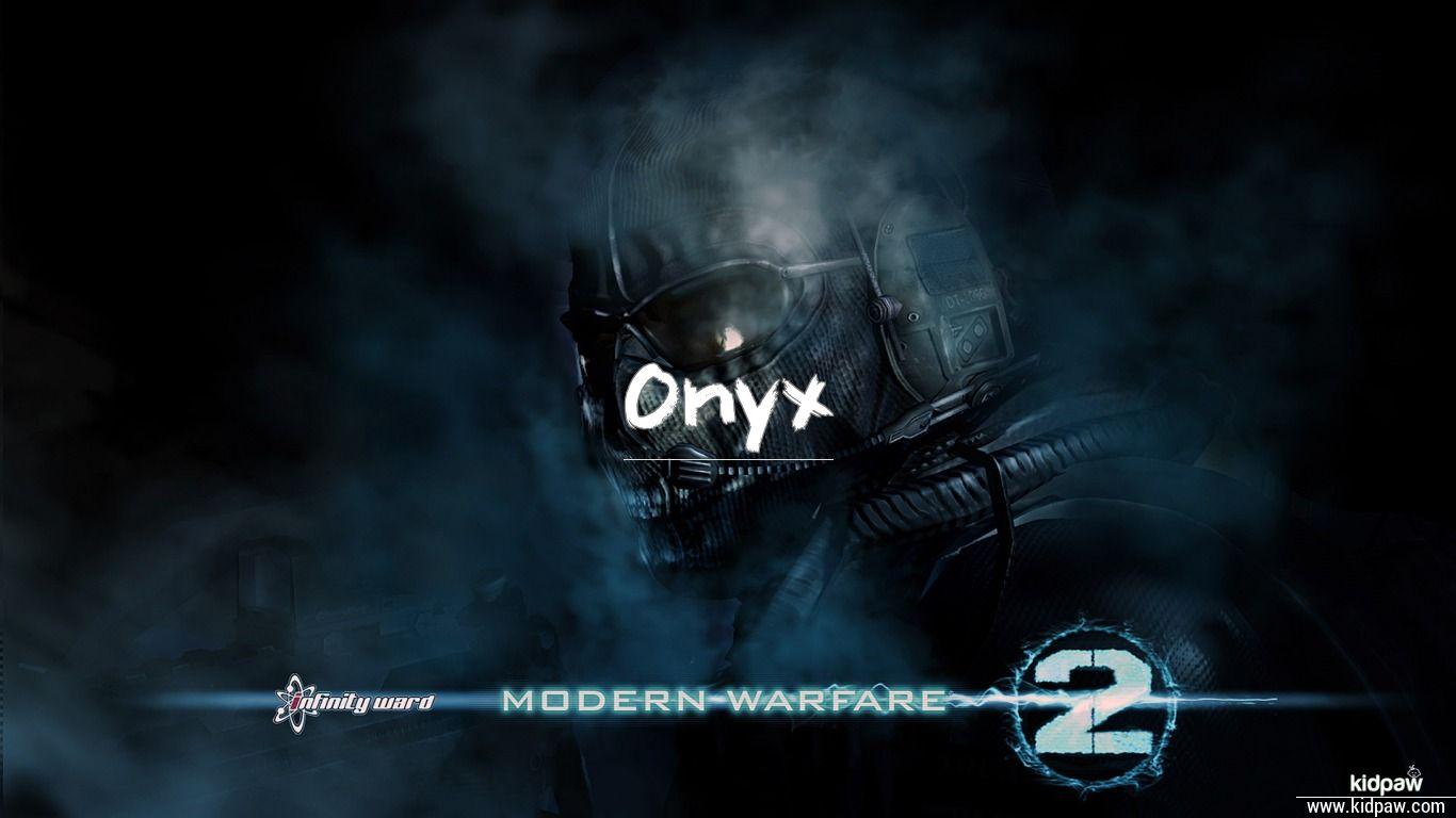 Onyx pronounce