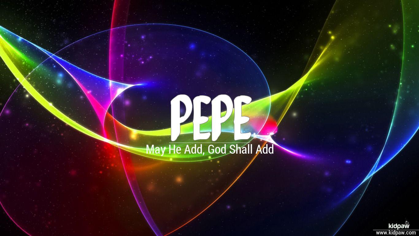 Pepe beautiful wallper
