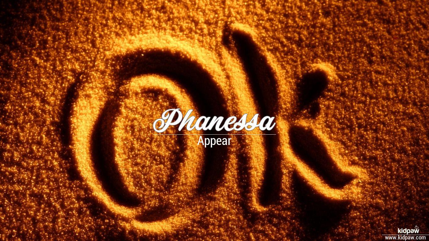 Phanessa beautiful wallper